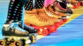 Skating line